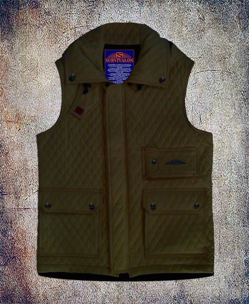 OD is the most natural outdoor sportswear and hunting vest