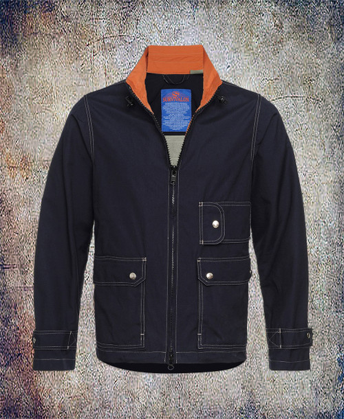 Our navy is a classic deep great shade. You will love this one for a long time.