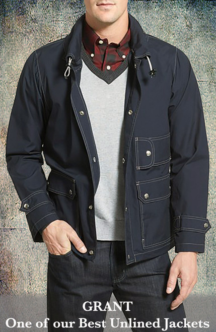 Grant Unlined Jackets