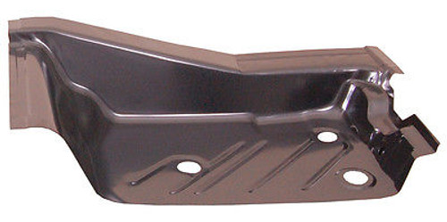 1971 B-Body Rear Floor Pan Footwell Area - LH (modify to fit 72)