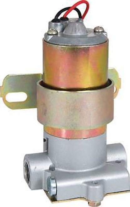 100 GPH - 7 PSI Electric Fuel Pump with Cadmium Plated Housing