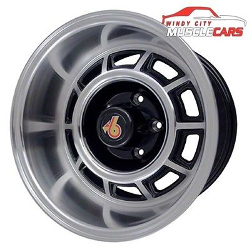 1978-87 Buick Regal OE-Style Grand National Wheel / Rim 15x10 (Center Cap Only)