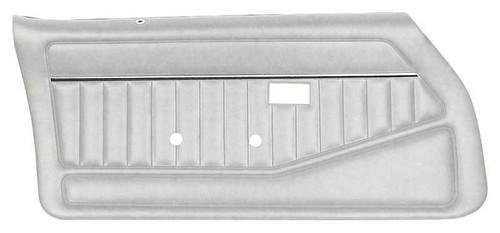 1978-81 Camaro / Firebird White Standard Pre-Assembled Door Panels