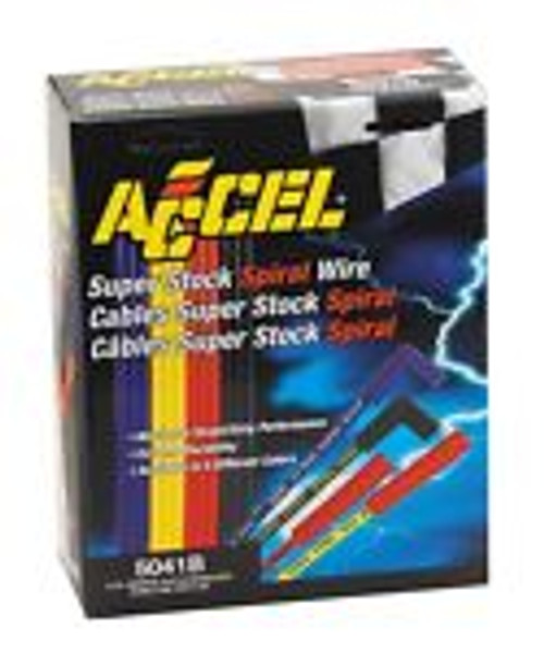 Accel 5041B Universal Resistor Ignition Wire Set