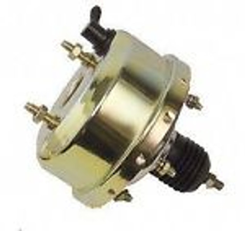 Stainless Steel Brakes 28136 Remanufactured Power Brake Booster