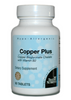 Trace Elements Copper Plus 90 at WellnessShoppingOnline