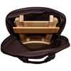 Place the Bamboo Folding Stool in its complementary Travel Bag