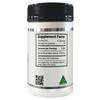 NXGEN Grass Fed Beef Heart 160 Capsules, Supplement Facts