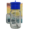 Non-Toxic Mason Jar 1 Liter Mug with REFRESH (Sold Separately)