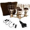 Sauna Fix Lamp with Travel Bag at Wellness Shopping Online