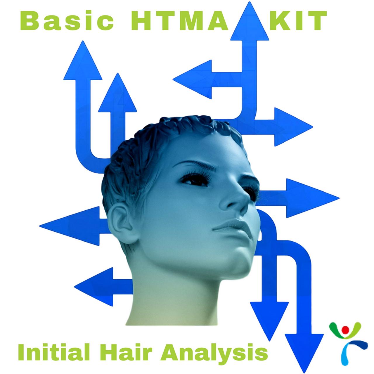 Basic Hair Analysis Kit - Initial
