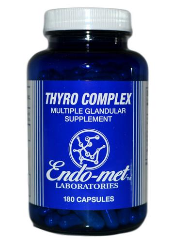 Endo-met Thyro Complex (180) at WellnessShoppingOnline