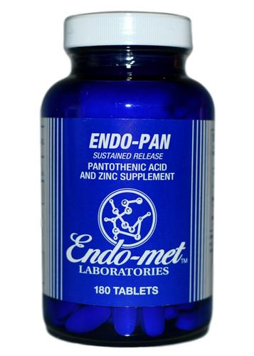 Endo-met Endo-Pan (180) at WellnessShoppingOnline