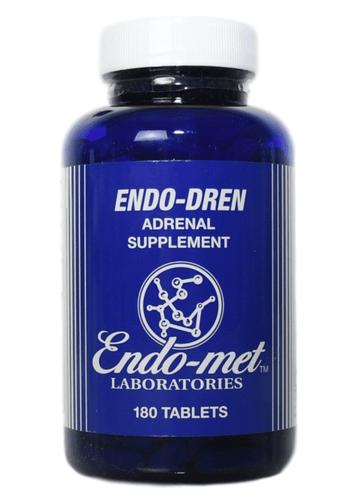 Endo-met Endo-Dren (180) at WellnessShoppingOnline