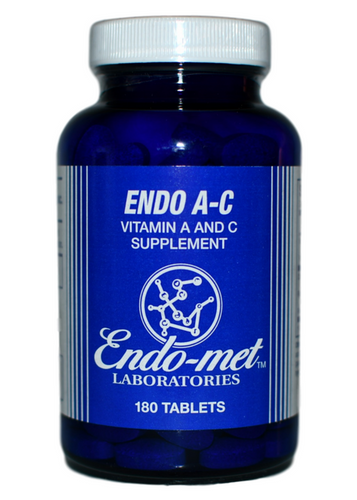 Endo-met Endo A-C (180) at WellnessShoppingOnline
