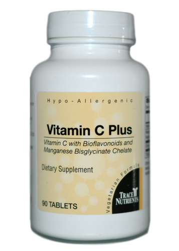 Trace Elements Vitamin C Plus 90 at WellnessShoppingOnline