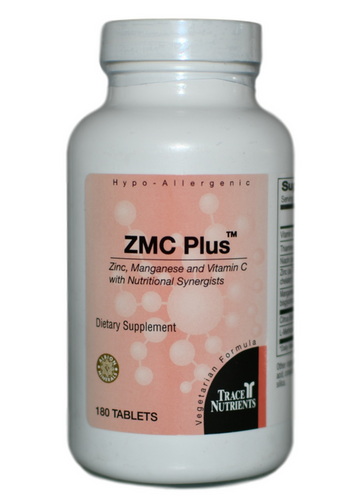 Trace Elements ZMC Plus 180 at WellnessShoppingOnline