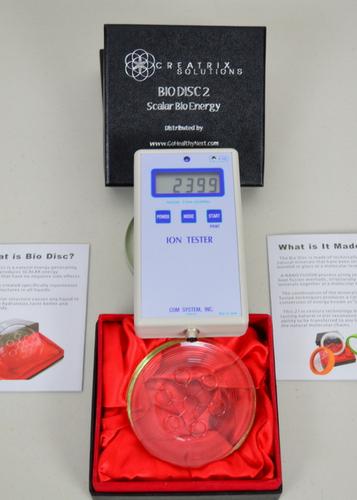 Bio Disc II | the Best Quantum Science Product Ever