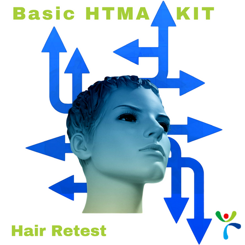 Basic Hair Tissue Mineral Analysis - Retest at Wellness Shopping Online