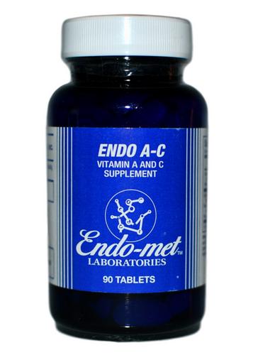Endo-met Endo A-C (90) at WellnessShoppingOnline