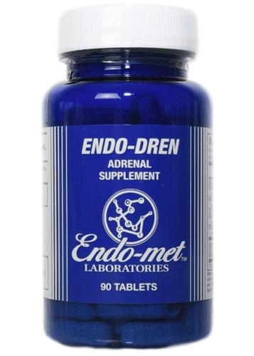 Endo-met Endo-Dren (90) at WellnessShoppingOnline