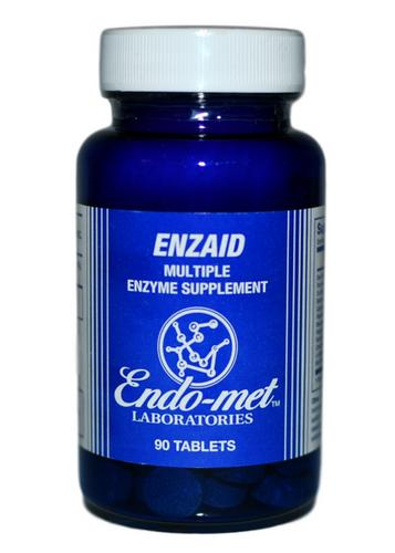 WellnessShoppingOnline معامل إندوميت-أقراص مساعدات الانزيم (90 قرص) على موقع