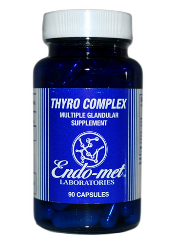 Endo-met Thyro Complex (90) at WellnessShoppingOnline
