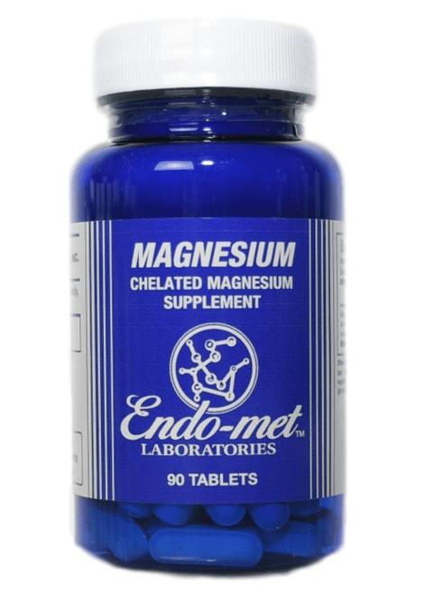 Endo-met Magnesium (90 Tablets) at WellnessShoppingOnline