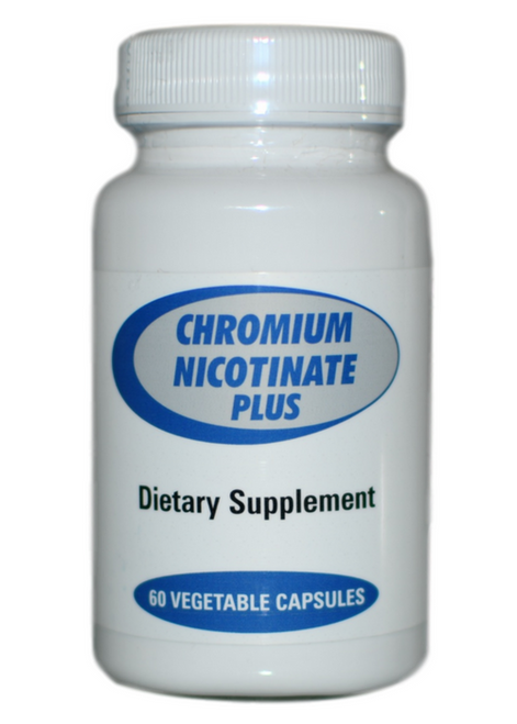 Progressive Laboratories Chromium Nicotinate (60) at WellnessShoppingOnline