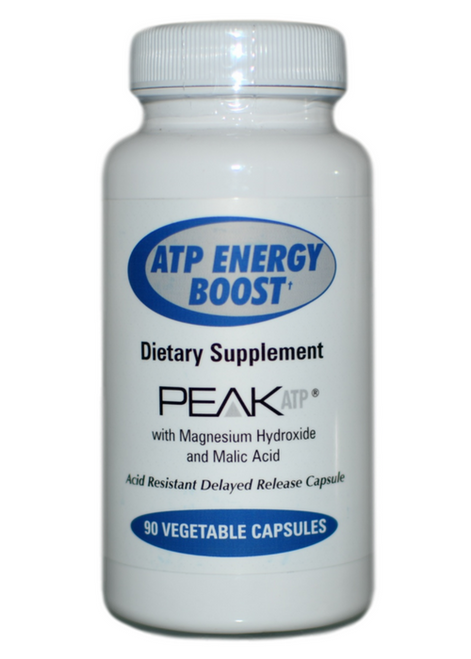 Progressive Laboratories ATP Energy Boost (90 Capsules) at WellnessShoppingOnline