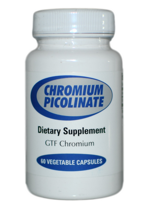 Progressive Laboratories Chromium Picolinate (60) at WellnessShoppingOnline