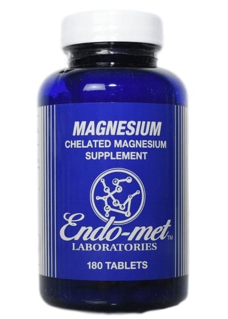 Endo-met Magnesium (180) at WellnessShoppingOnline
