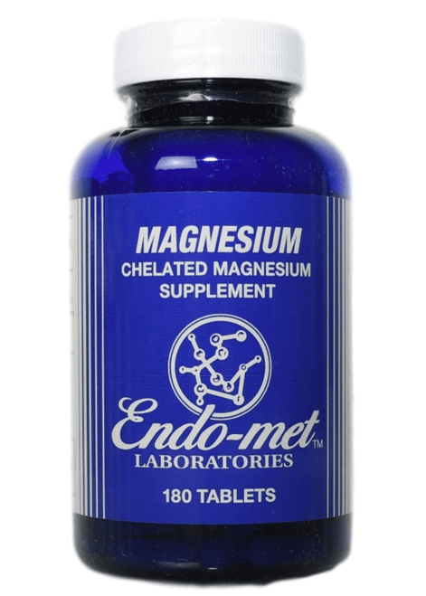 Endo-met Magnesium (180) at WellnessShoppingOnline