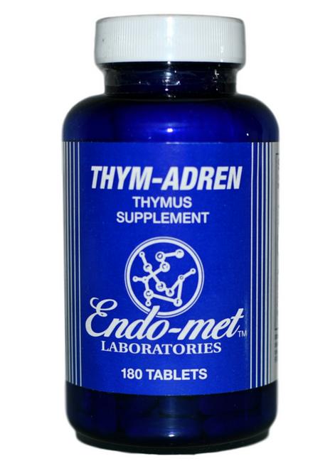 Endo-met Thym-Adren (180) at WellnessShoppingOnline