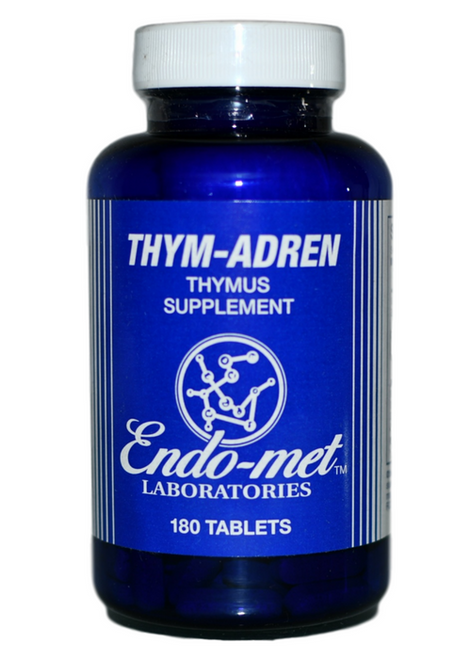Endo-met Thym-Adren (180) at WellnessShoppingOnline