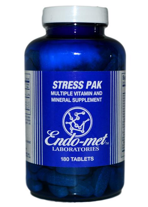 Endo-met Stress Pak (180) at WellnessShoppingOnline