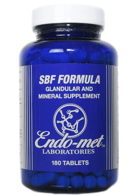 Endo-met SBF Formula (180) at WellnessShoppingOnline