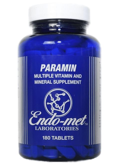 Endo-met Paramin (180 Tabs)