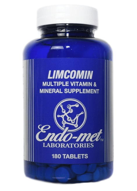 Endo-met Limcomin (180 Tabs) at WellnessShoppingOnline