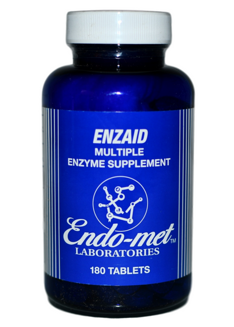 Endo-met Enzaid (180) at WellnessShoppingOnline