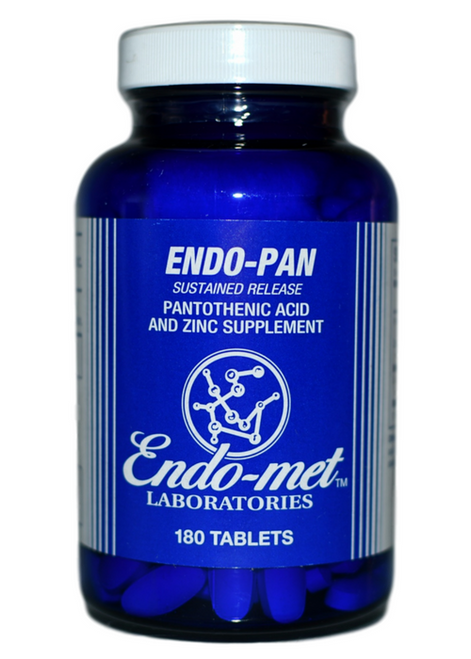 Endo-met Endo-Pan (180) at WellnessShoppingOnline
