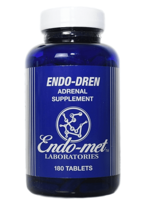 Endo-met Endo-Dren (180) at WellnessShoppingOnline
