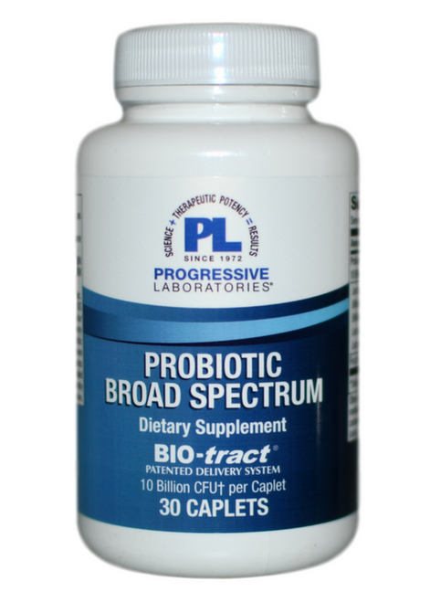 Progressive Labs Probiotic Broad Spectrum (30) at WSO