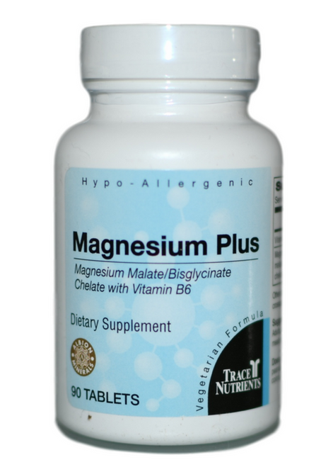 Trace Elements Magnesium Plus 90 at WellnessShoppingOnline