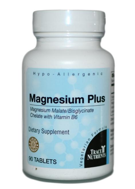 Trace Elements Magnesium Plus 90 at WellnessShoppingOnline
