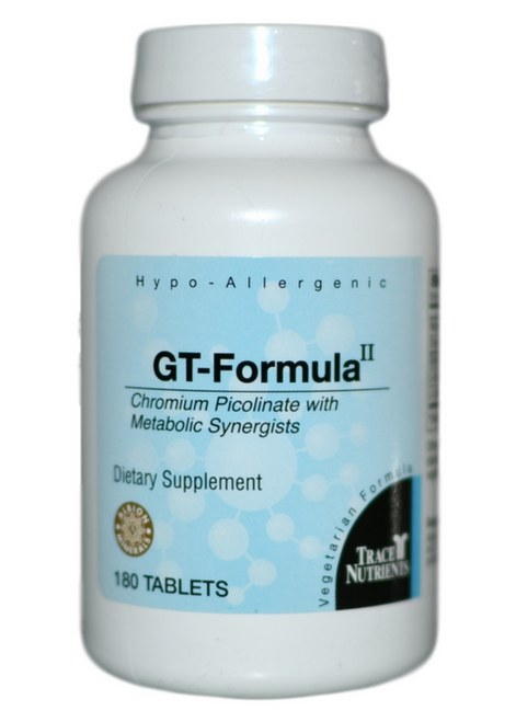 Trace Elements GT-Formula II 180 at Wellness Shopping Online