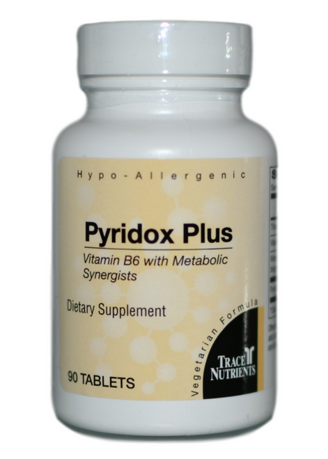 Trace Elements Pyridox Plus 90 at WellnessShoppingOnline