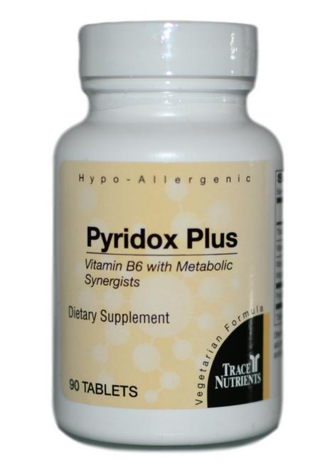 Trace Elements Pyridox Plus 90 at WellnessShoppingOnline