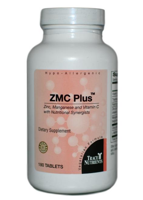 Trace Elements ZMC Plus 180 at WellnessShoppingOnline