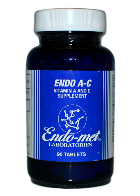 Endo-met Endo A-C (90) at WellnessShoppingOnline